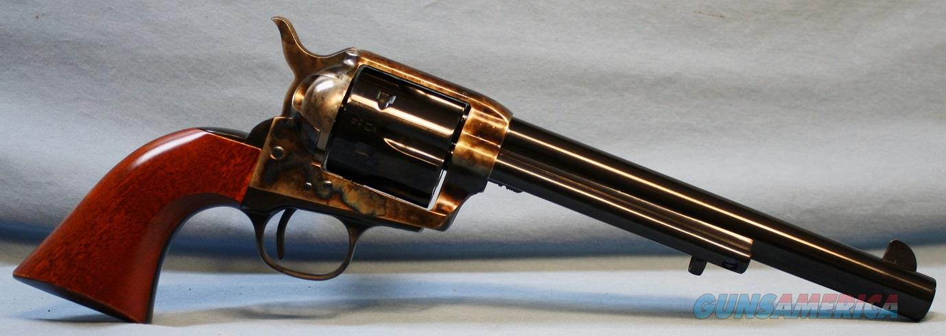 Cimarron 1873 7th Cavalry Single Action Revolver, made by Uberti, 45 Colt   Guns > Pistols > Cimmaron Pistols