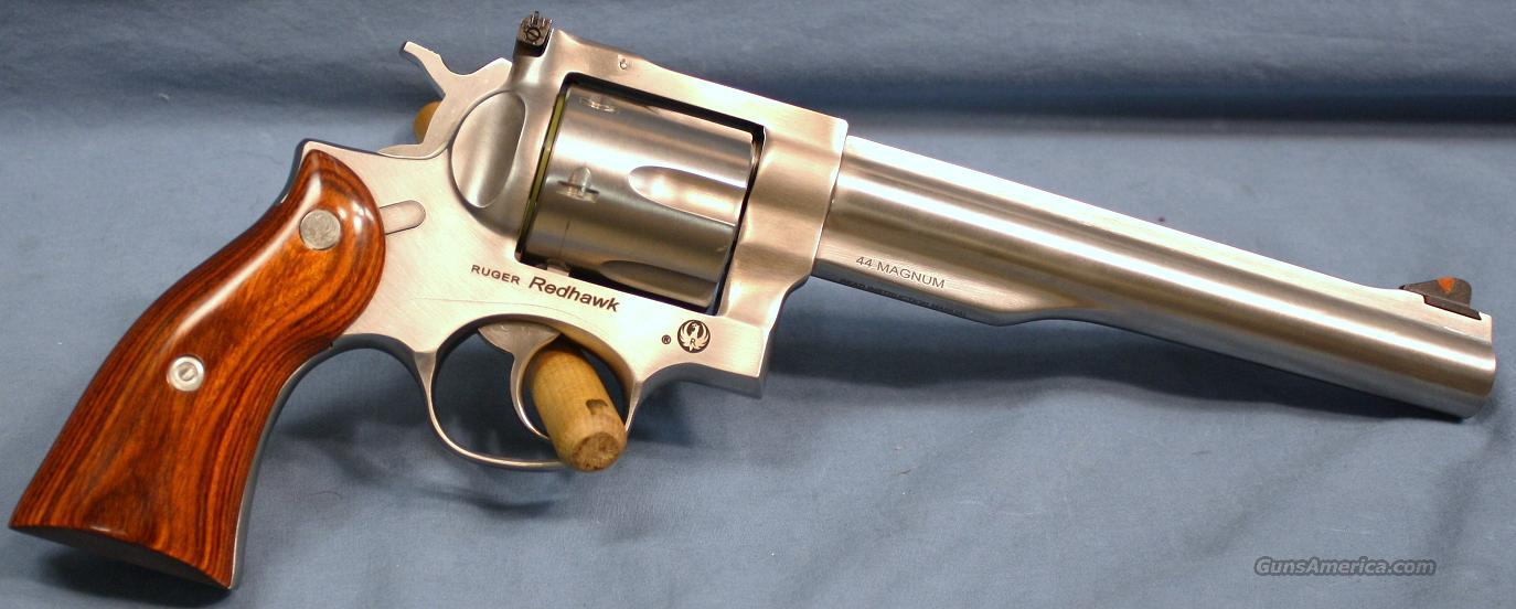 Ruger Redhawk Double Action Revolver 44 Magnum for sale