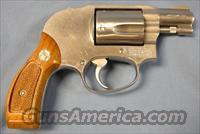 Smith & Wesson Model 649 Stainless Steel Revovler 38 special   Smith & Wesson Revolvers > Full Frame Revolver