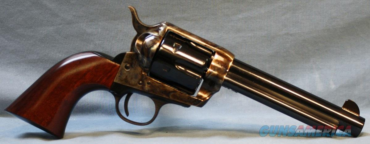 Cimarron Frontier Model Single Action Revolver, made by Pietta, 45 Colt Free Shipping!!  Guns > Pistols > Cimmaron Pistols