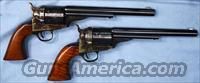 Uberti 1860 Army Richards-Mason Cartridge Conversion Consecutive Pair Single Action Revolvers .45 Colt  Guns > Pistols > Uberti Pistols > Ctg.