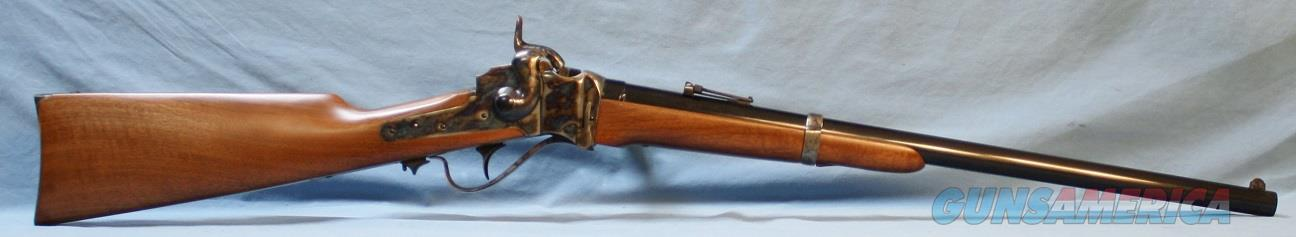 Cimarron McNelly 1863 Sharps Conversion Single Shot Carbine ( made by Pedersoli), 50-70 Government   Guns > Rifles > Cimmaron Rifles > Single Shot