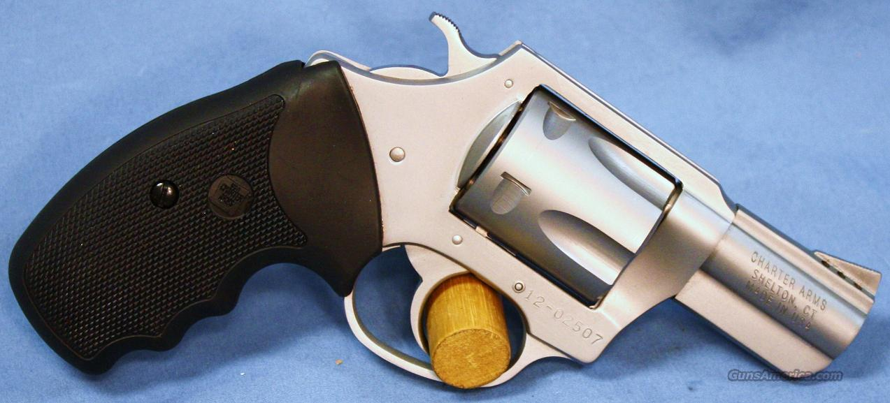 Charter Arms Bulldog Pug 5-Shot Double Action Revolver .357 Magnum  Guns > Pistols > Charter Arms Revolvers