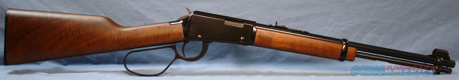 Henry Rifle Co. Large Loop Lever Action Carbine .22 Short, Long & Long Rifle   Guns > Rifles > Henry Rifle Company