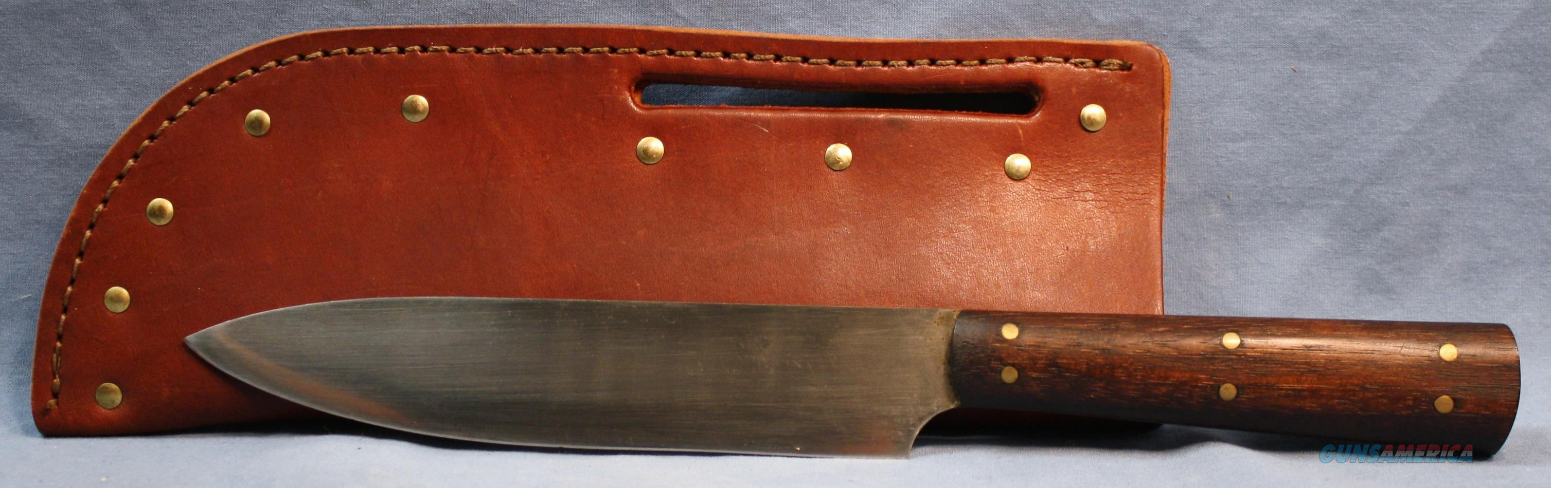 Riflemans knife replica with Leather Sheath   Non-Guns > Knives/Swords > Knives > Fixed Blade > Imported