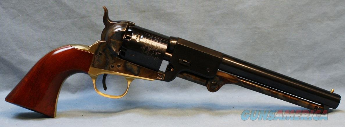 Uberti Model 1862 Leech & Rigdon Single Action Percussion Revolver, 36 caliber Free Shipping!  Guns > Pistols > Uberti Pistols > Percussion