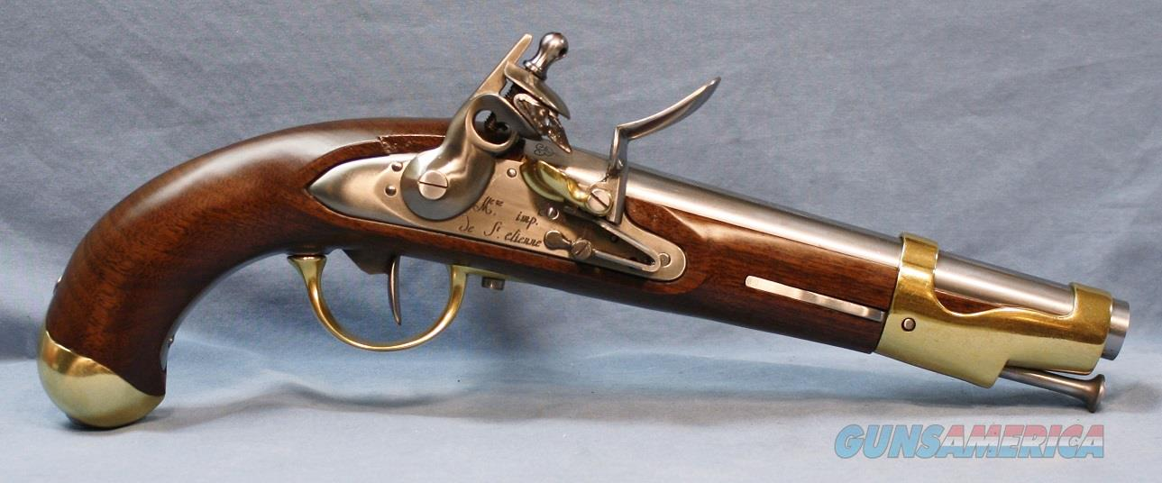 Pedersoli Taylors & Co. AN IX (Year Nine) Napoleonic Era Single Shot Flintlock Pistol 69 caliber Free Shipping!!   Guns > Pistols > Pedersoli Pistols > Flintlock
