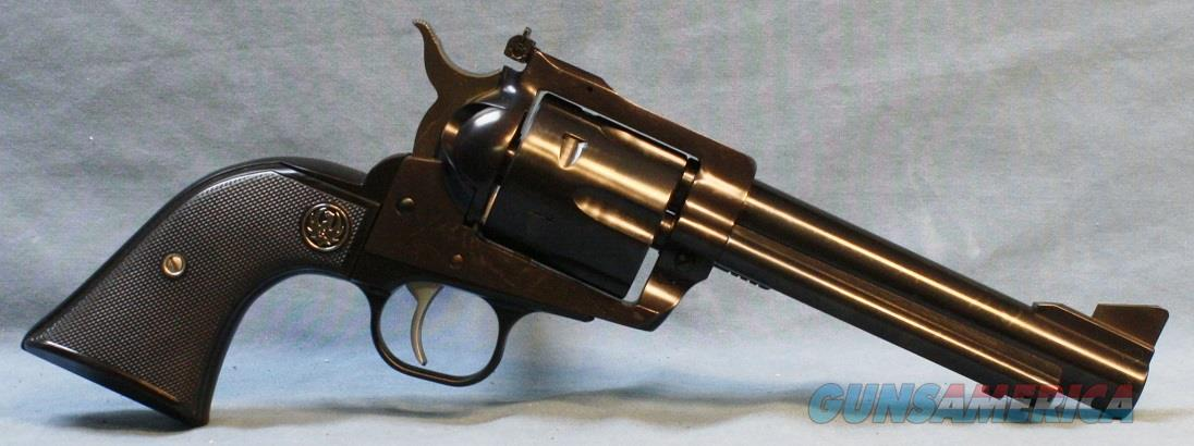 Ruger Blackhawk Single Action Revolver, 45 Colt   Guns > Pistols > Ruger Single Action Revolvers > Blackhawk Type