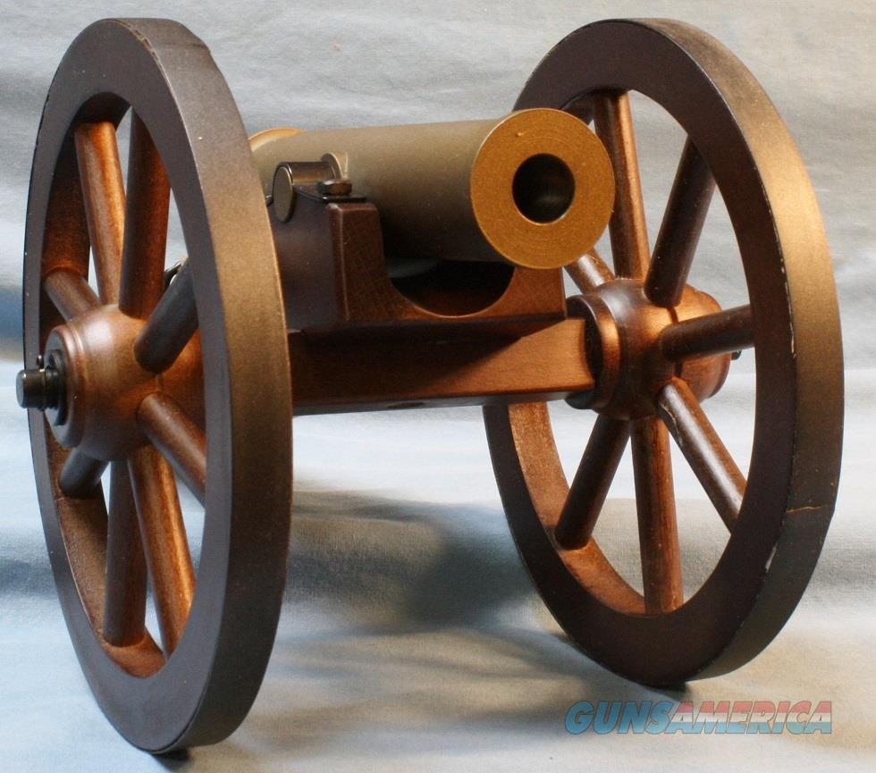 Traditions Mountain Howitzer Bronze Finish Cannon, .50 CAL  Guns > Rifles > Cannons > Modern Replica