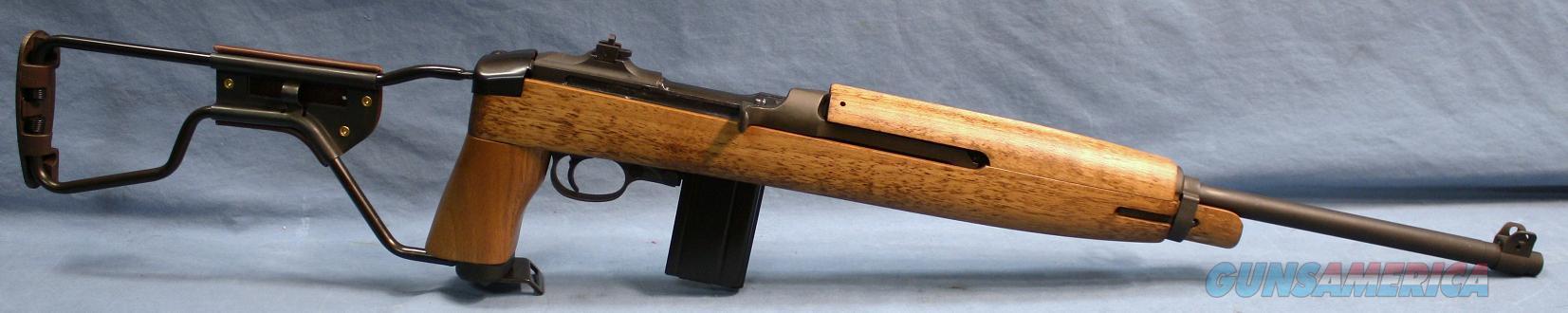 22598f81d762f3 Auto-Ordnance M1 Carbine Paratrooper Semi-Automatic Rifle .30 Carbine Guns    Rifles