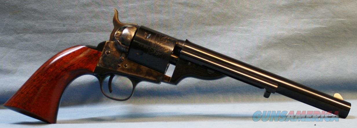 Cimarron Model 1872 Open Top Army Single Action Revolver, Made by Uberti, .44 Special  Free Shipping!  Guns > Pistols > Cimmaron Pistols