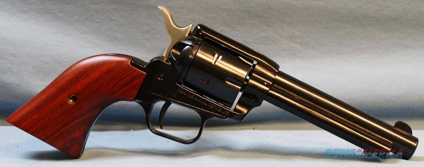 Heritage Rough Rider Single Action Revolver, .22 Long Rifle  Guns > Pistols > Heritage