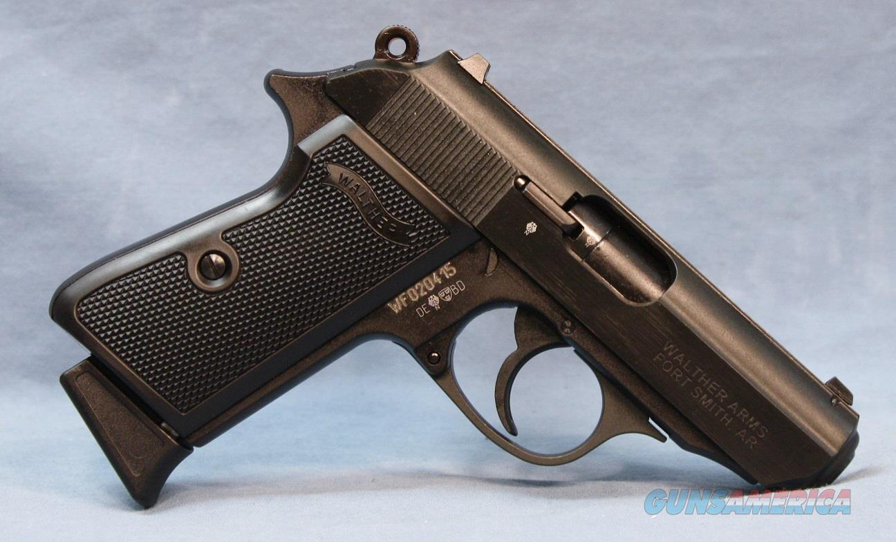 Walther PPK/S Semi-Automatic Pistol .22 Long Rifle   Guns > Pistols > Walther Pistols > Post WWII > PPK Series