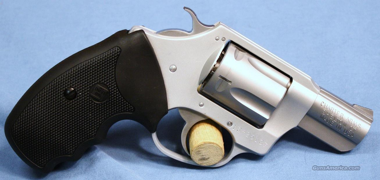 Charter Arms Undercover Lite Double Action Revolver .38 Special  Guns > Pistols > Charter Arms Revolvers