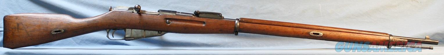 Remington Arms M1891 Mosin Nagant Bolt Action Rifle, Made in 1917, 7.62x54R. Free Shipping!  Guns > Rifles > Mosin-Nagant Rifles/Carbines