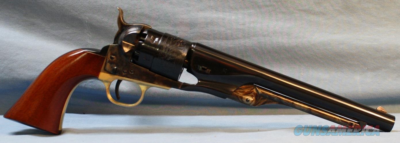 Uberti 1860 Army Single Action Percussion Revolver, 44 Caliber Free Shipping!  Guns > Pistols > Uberti Pistols > Percussion
