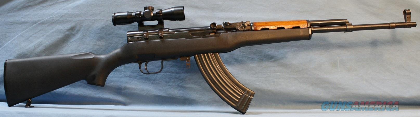 Norinco SKS Semi-Automatic Carbine, 7.62x39 Free Shipping!  Guns > Rifles > Norinco Rifles