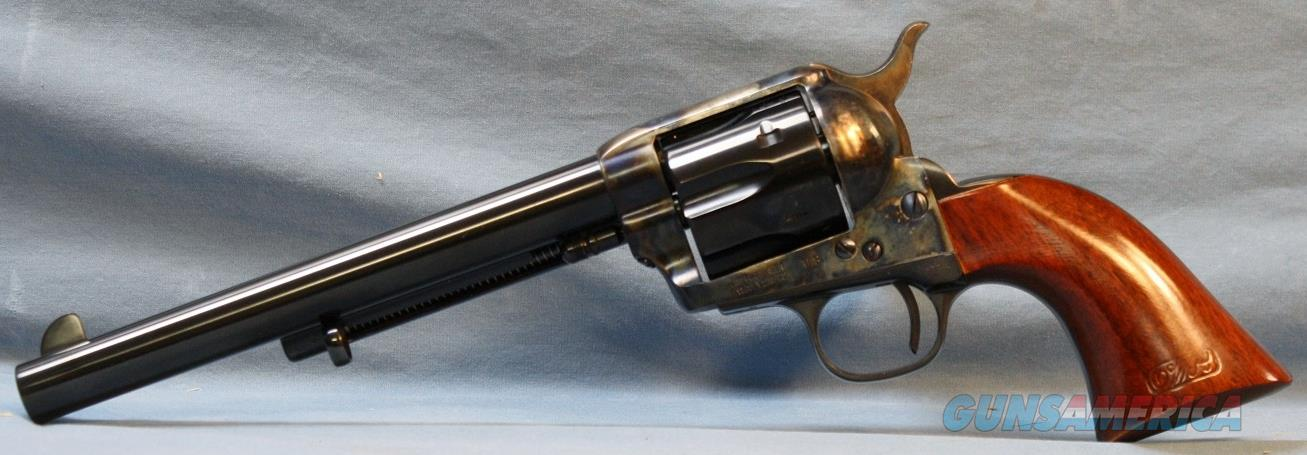 Cimarron 1873 US 7th Cavalry Single Action Army Revolver 45 Colt   Guns > Pistols > Cimarron Pistols