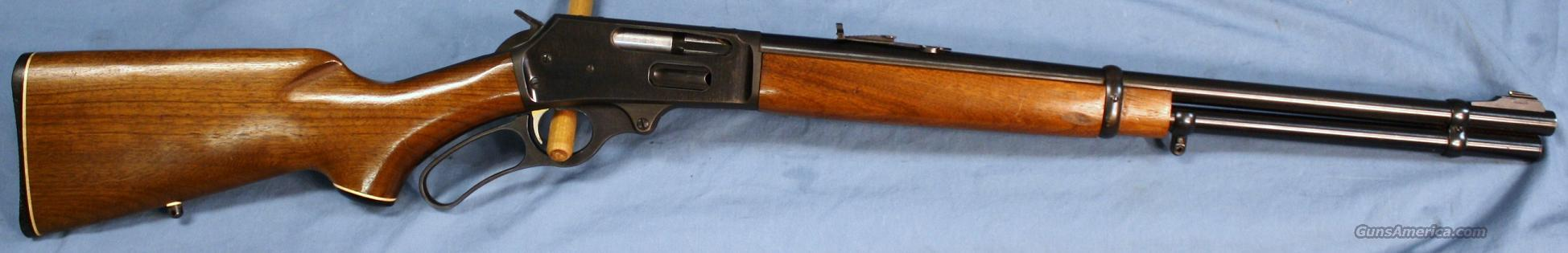 Marlin Model 336 Lever Action Rifle .30-30 Win Made 1972  Guns > Rifles > Marlin Rifles > Modern > Lever Action