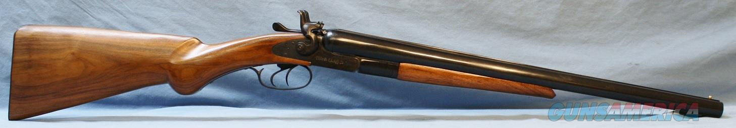 Cimarron Model 1878 Side By Side Coach Gun, Made in China, 12 Gauge Free Shipping!  Guns > Shotguns > Cimmaron Shotguns