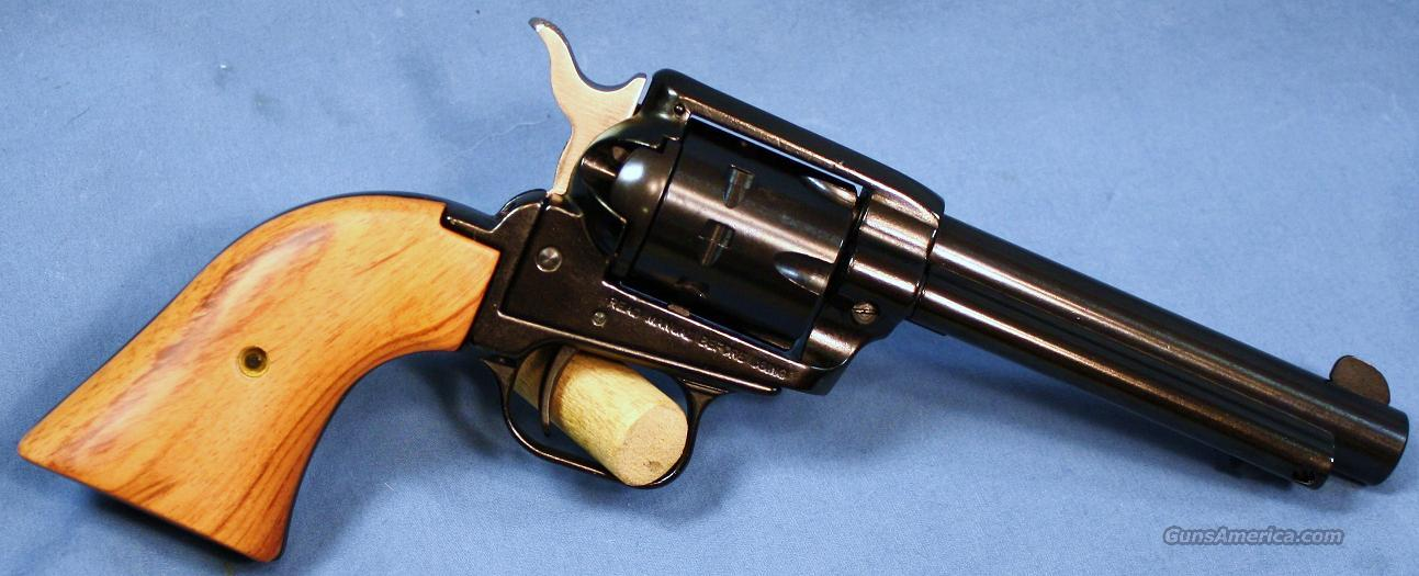 Heritage Rough Rider 9-Round Combo Single Action Revolver .22 LR and .22 Magnum  Guns > Pistols > H Misc Pistols