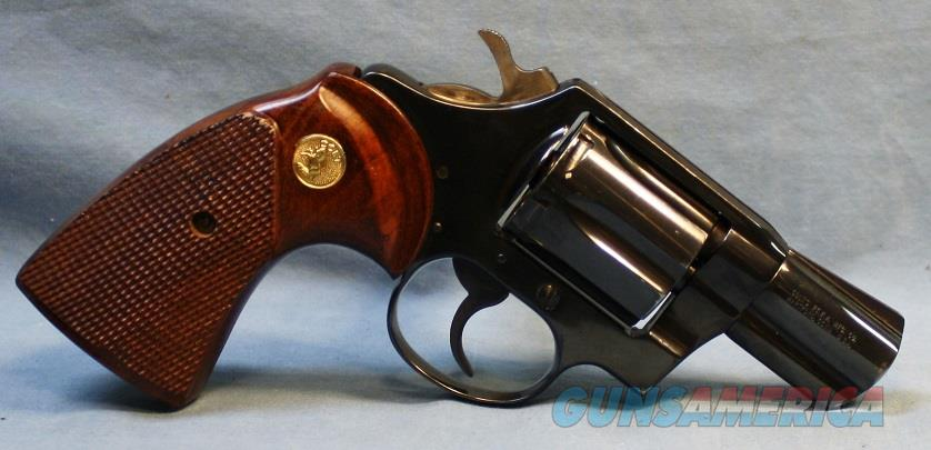 Colt Detective Special Double Action Revolver, made in 1974, .38 special   Guns > Pistols > Colt Double Action Revolvers- Modern