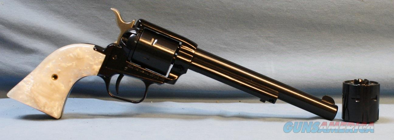 Heritage Rough Rider .22 Combo Single Action Revolver  Guns > Pistols > Heritage