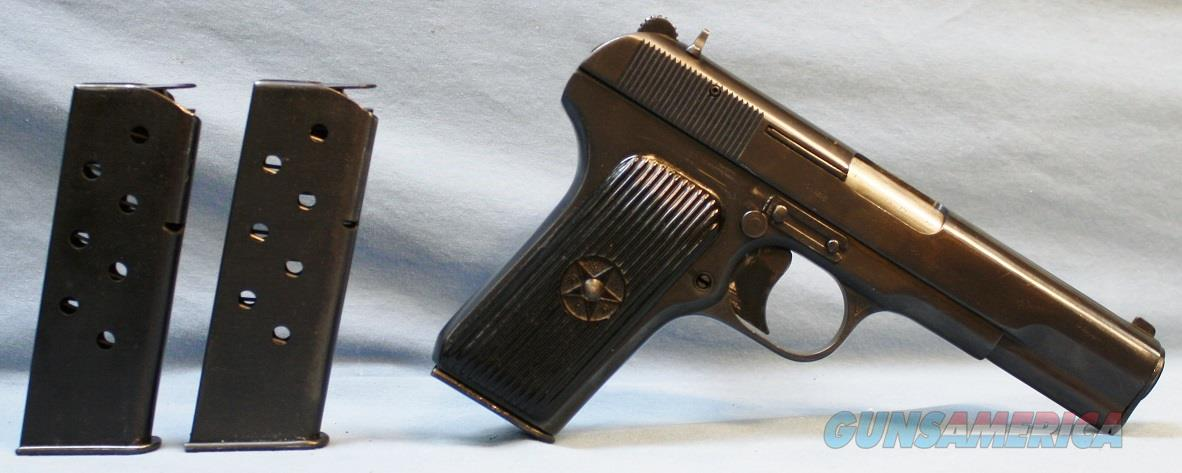 Romanian TTC Semi-Automatic Pistol,(made in 1953) 7.62x25mm Free Shipping!  Guns > Pistols > Military Misc. Pistols Non-US