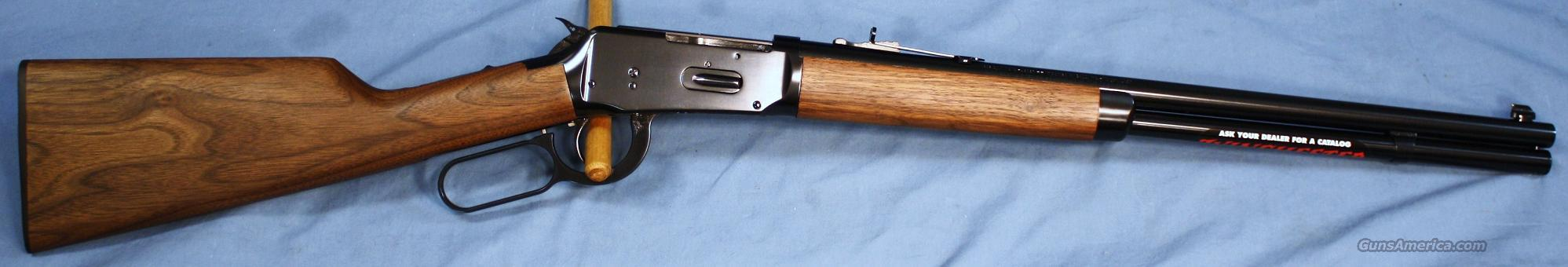 Winchester Model 94 Lever Action Short Rifle .38-55 WCF Angle Eject  Guns > Rifles > Winchester Rifles - Modern Lever > Model 94 > Post-64