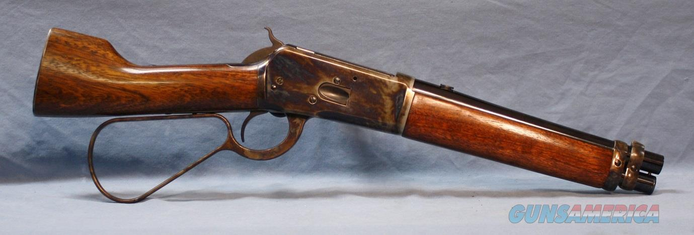 Chiappa 1892 Custom Mares Leg Lever Action Pistol 45 Colt with Holster and Cartridge belt   Guns > Pistols > C Misc Pistols