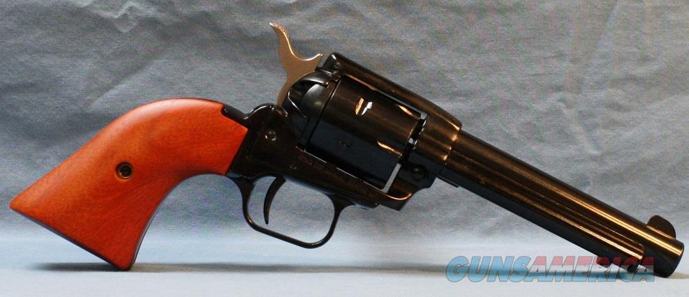 Heritage Rough Rider Single Action Revolver, .22 Long Rifle  Guns > Pistols > Heritage