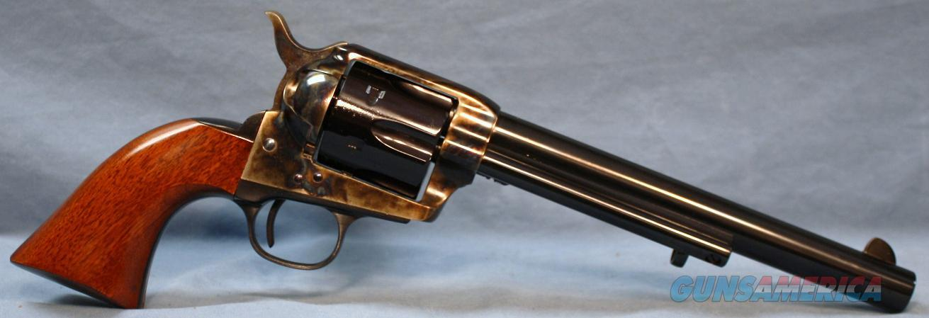 Cimarron 1873 Old Model P Single Action Revolver, made by Uberti, 38-40 (38 WCF)   Guns > Pistols > Cimmaron Pistols