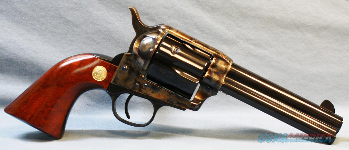 Cimarron (Uberti) Model 1873 Cattleman II Single Action Revolver, 38 WCF (38-40) Free Shipping!  Guns > Pistols > Cimmaron Pistols