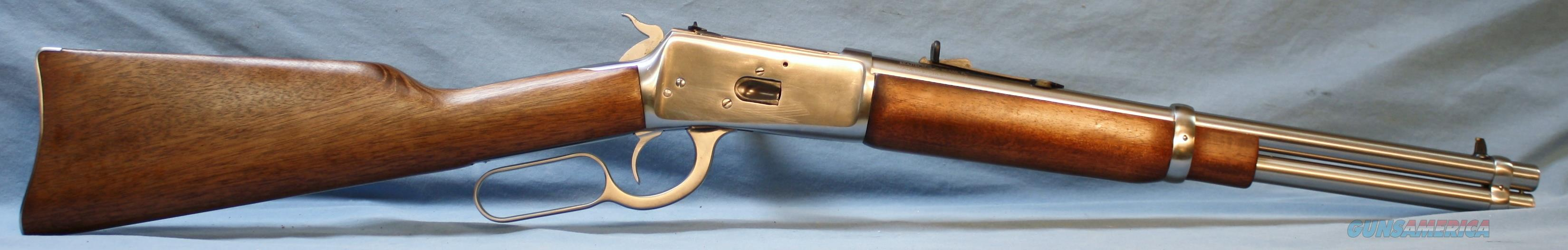 Rossi Model 92 Trapper Stainless Steel Lever Action Carbine 45 Colt Free Shipping!!  Guns > Rifles > Rossi Rifles > Cowboy