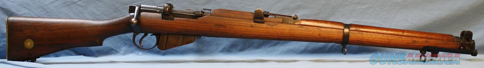 Enfield No.1 MK.III* Bolt Action Rifle (made in 1918)  .303 British   Guns > Rifles > Military Misc. Rifles Non-US > Other