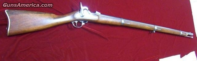 C.S. Richmond Rifle 58 REDUCED  Guns > Rifles > Muzzleloading Modern & Replica Rifles (perc)