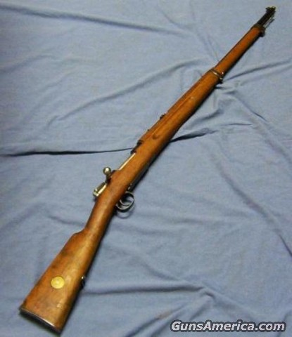 Mauser Model 96 Swede 6.5x55  Guns > Rifles > Mauser Rifles