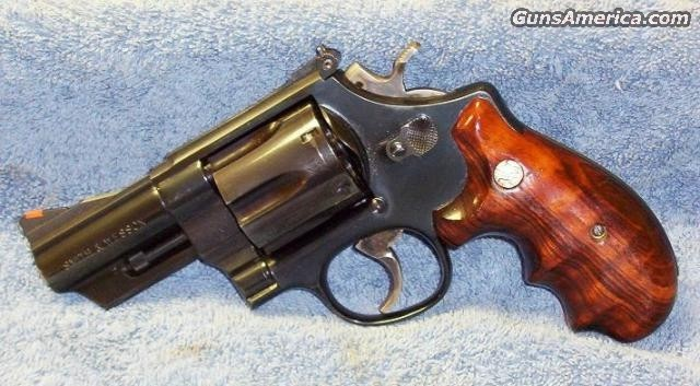 "S&W Model 29-3 44 Magnum 3""  Guns > Pistols > Smith & Wesson Revolvers"
