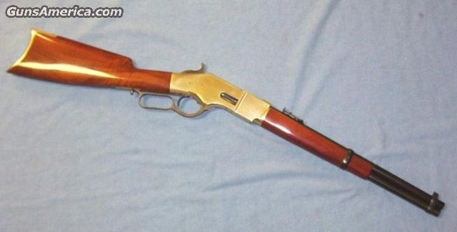 Cimarron '66 Custom Trapper 38  Guns > Rifles > Uberti Rifles