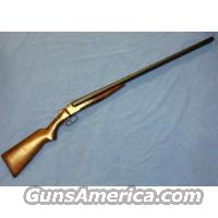 Springfield Double Barrel Shotgun 12 Gauge REDUCED  Savage Shotguns