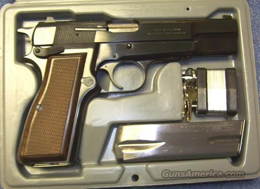 *** REDUCED *** Browning Hi-Power 40 S&W  Guns > Pistols > Browning Pistols > High Power