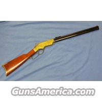Uberti Henry Model 1860 Trapper 45 Long Colt  Guns > Rifles > Uberti Rifles > Lever Action