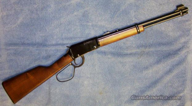 Henry Big Loop Lever Action Carbine .22S,L,LR  Guns > Rifles > Henry Rifle Company
