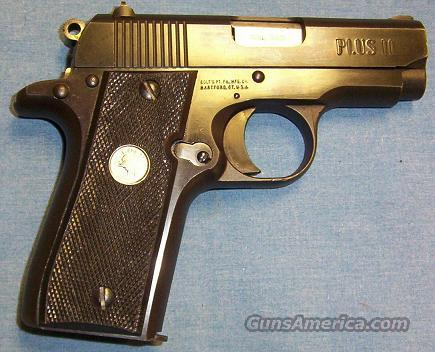 Colt Mustang Plus II Pocket Government Semi-Automatic Pistol .380 Cal  Guns > Pistols > Colt Automatic Pistols (.25, .32, & .380 cal)