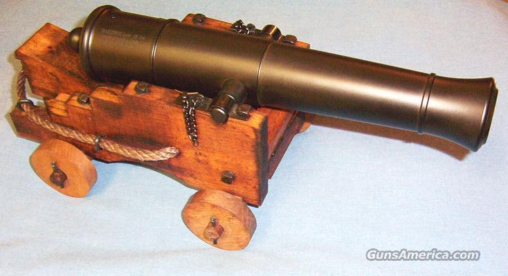 Traditions Naval Cannon .69 Caliber Smoothbore  Guns > Rifles > Cannons > Modern Replica
