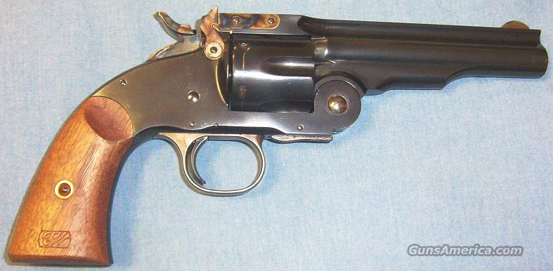 Uberti Schofield Single Action Break-Top Revolver .45 Colt  Guns > Pistols > Uberti Pistols > Ctg.