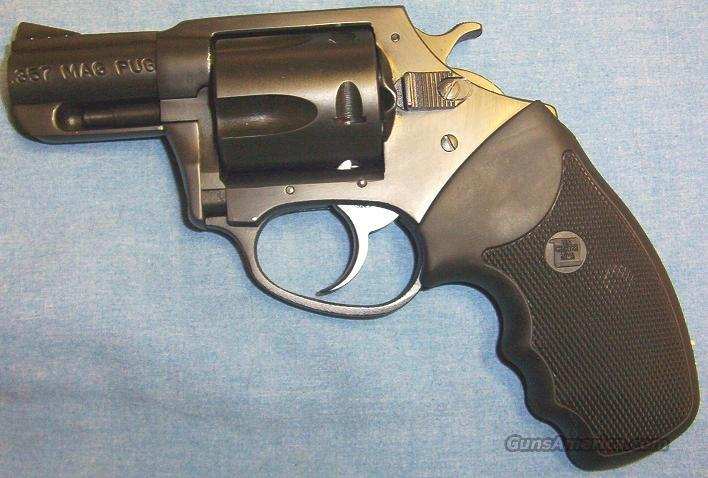 Charter Arms Pug Double Action Revolver .357 Magnum  Guns > Pistols > Charter Arms Revolvers