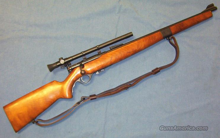 Mossberg 42M(c) .22LR Bolt Action Target Rifle with Scope  Guns > Rifles > Mossberg Rifles