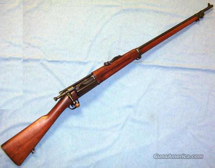 Springfield Armory U.S. 1898 Bolt Action Rifle .30-40 Krag  Guns > Rifles > Military Misc. Rifles US > Krag-Jorgenson