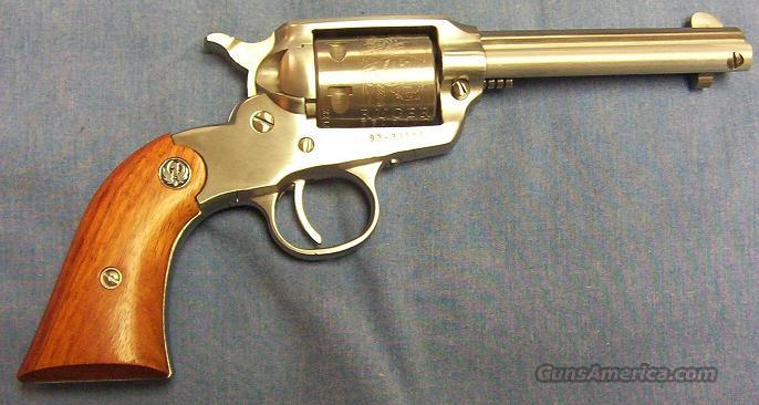 Ruger Bearcat Stainless Single Action Revolver .22 S,L,LR  Guns > Pistols > Ruger Single Action Revolvers > Single Six Type